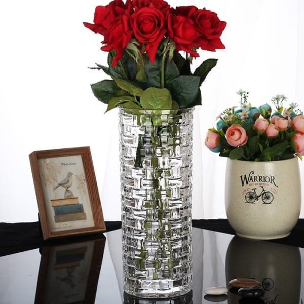 Bình hoa thủy tinh 8